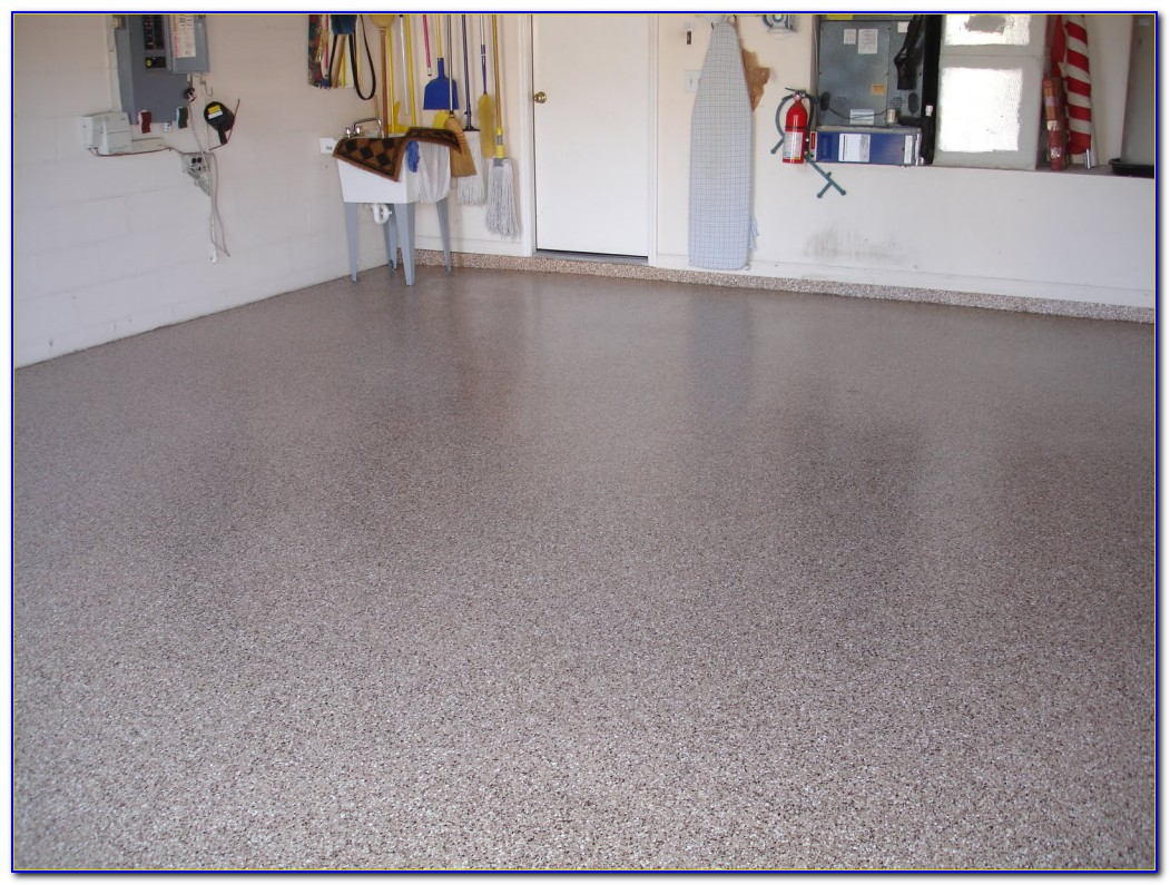 Diy Garage Floor Paint Epoxy