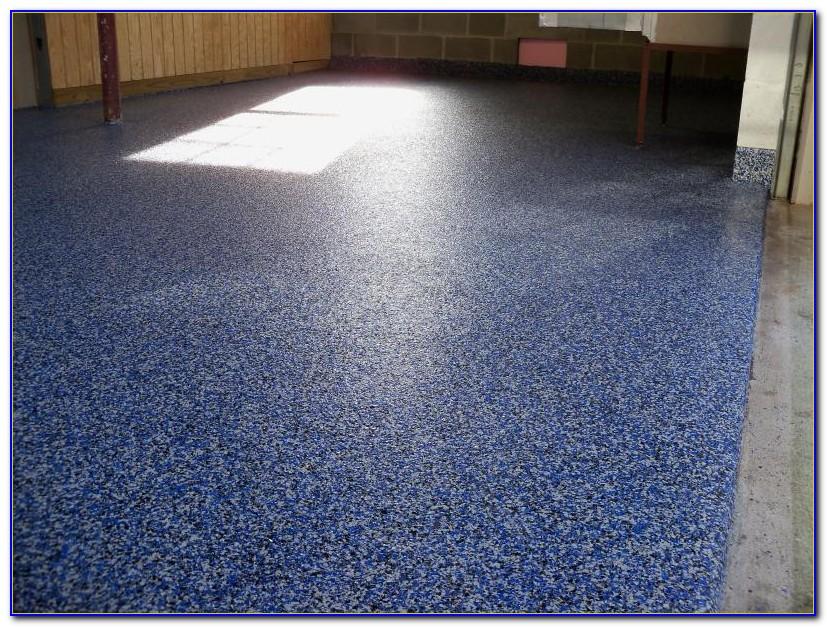 Diy Garage Floor Sealer