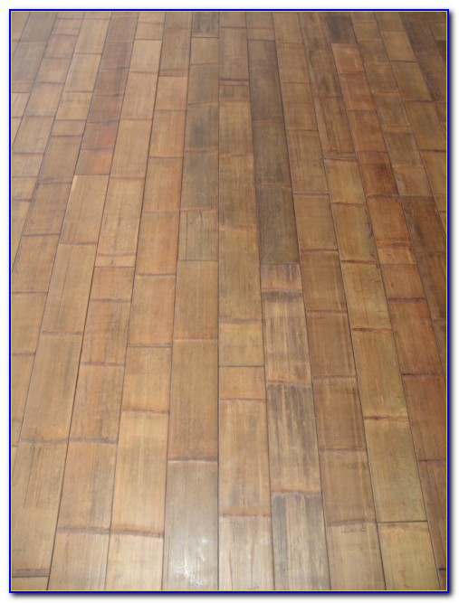 Eco Forest Bamboo Flooring Acclimation