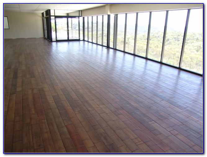 Eco Forest Bamboo Flooring Cleaning