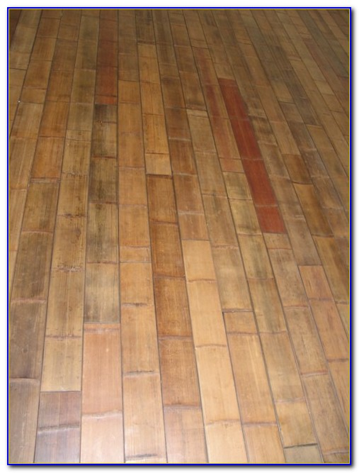 Eco Forest Natural Bamboo Flooring