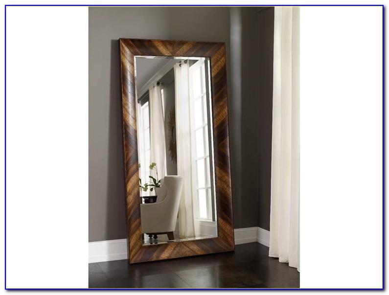Emerson Floor Mirror Jewelry Armoire
