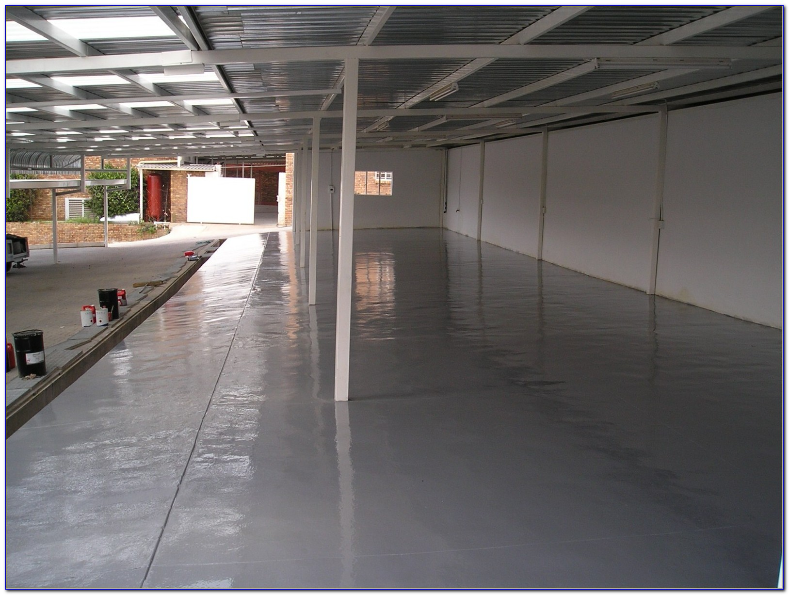 Epoxy Garage Floor Coating Orlando