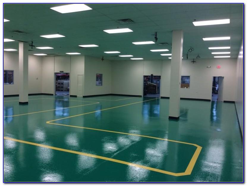 Epoxy Garage Floor Installers Los Angeles