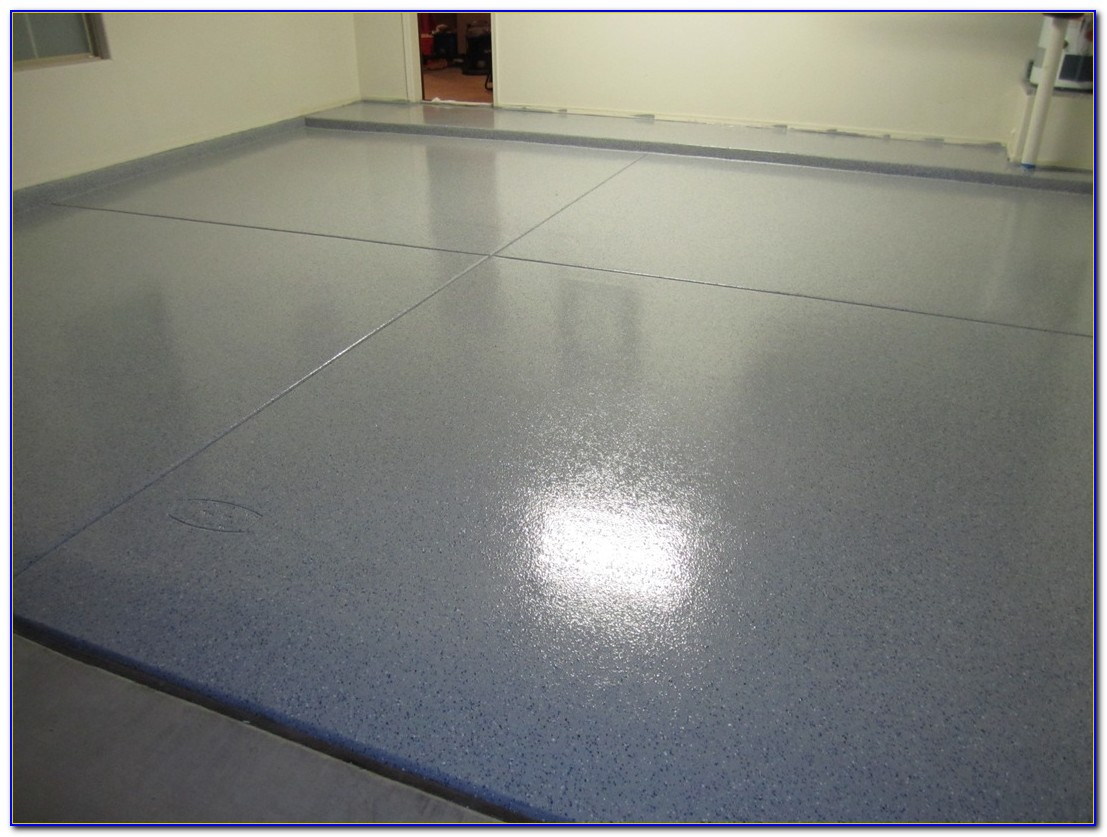 Epoxy Garage Floor Kit Grey 2.5 Car