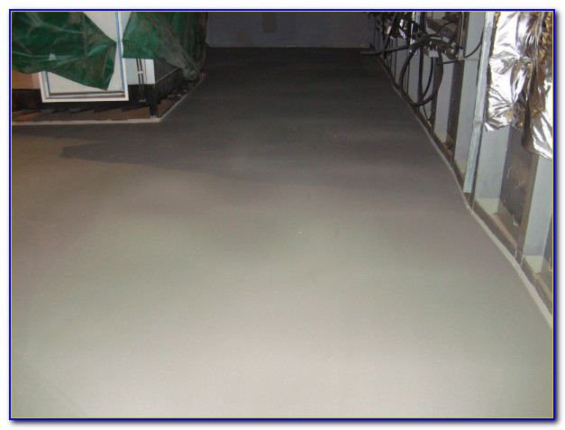 Exterior Concrete Floor Leveling Compound