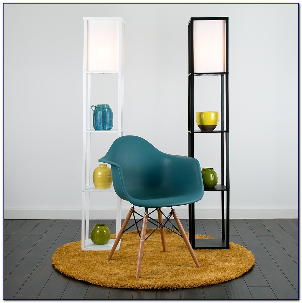 Floor Lamps With Shelf