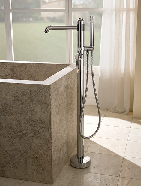 Floor Mount Tub Filler Kohler