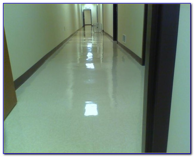Floor Stripping And Waxing Machines