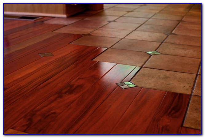 Floor Transition Strips Tile To Wood