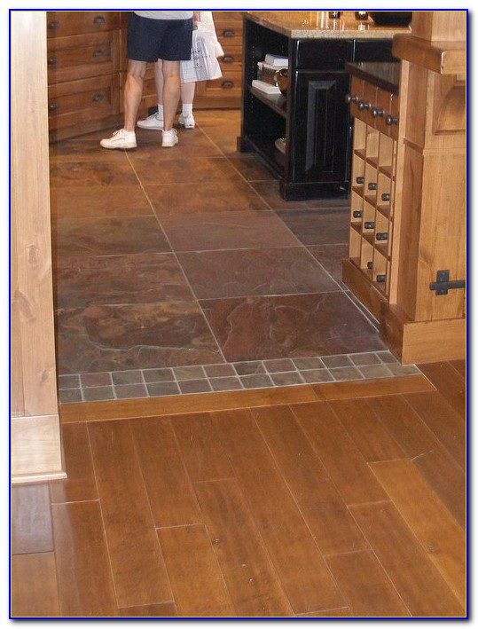 Floor Transition Tile To Wood