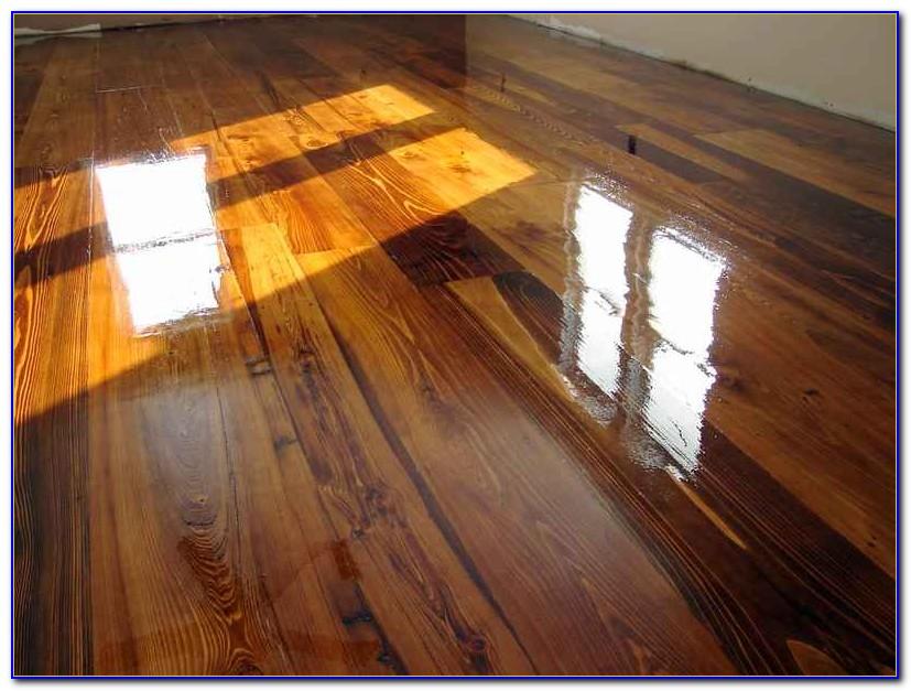 Glue Down Wood Floor Installation