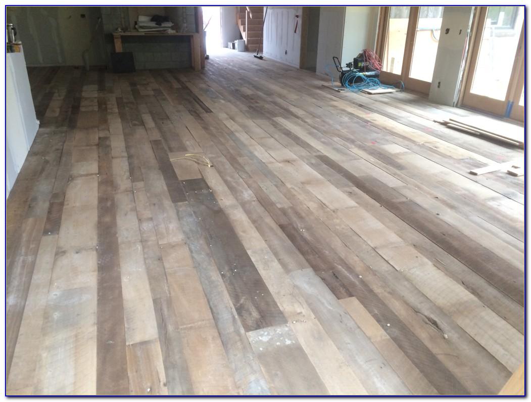 Glue Down Wood Floor On Concrete