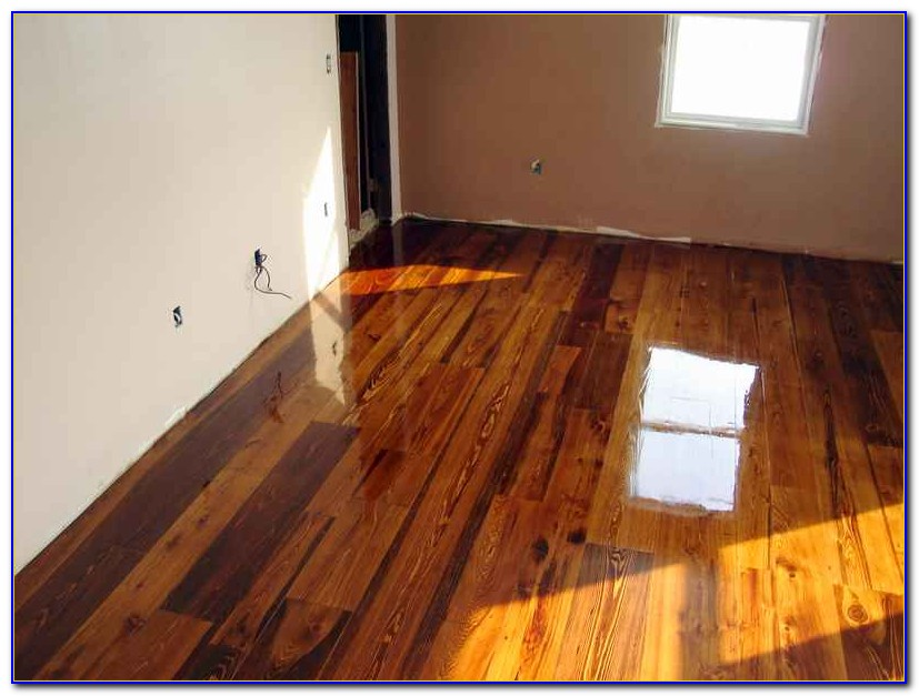 Glue Down Wood Floor Over Wood Subfloor