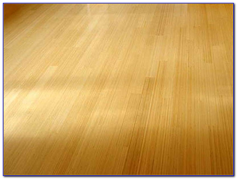 Golden Arowana Bamboo Flooring Installation Instructions