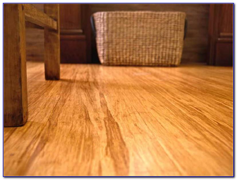 Golden Arowana Bamboo Flooring Installation Video