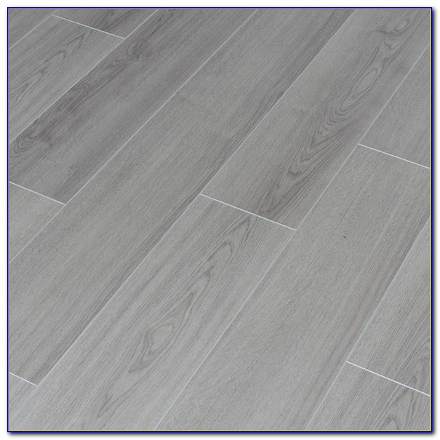 Grey Wood Effect Laminate Flooring