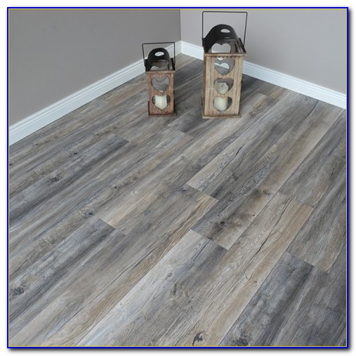 Grey Wood Grain Laminate Flooring