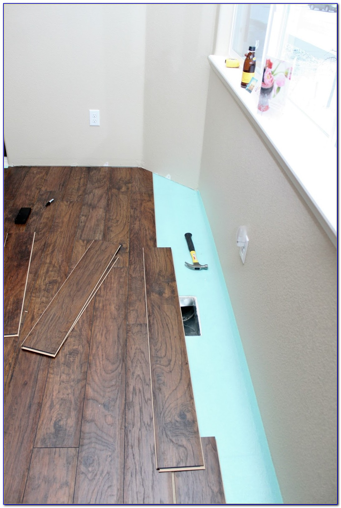 Hampton Bay Laminate Flooring Installation Instructions