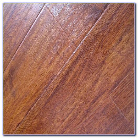 Hand Scraped Laminate Flooring Advantages