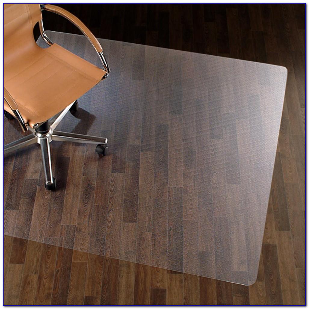 Hard Floor Chair Mat Staples