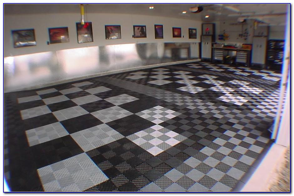 Heavy Duty Rubber Garage Floor Mats