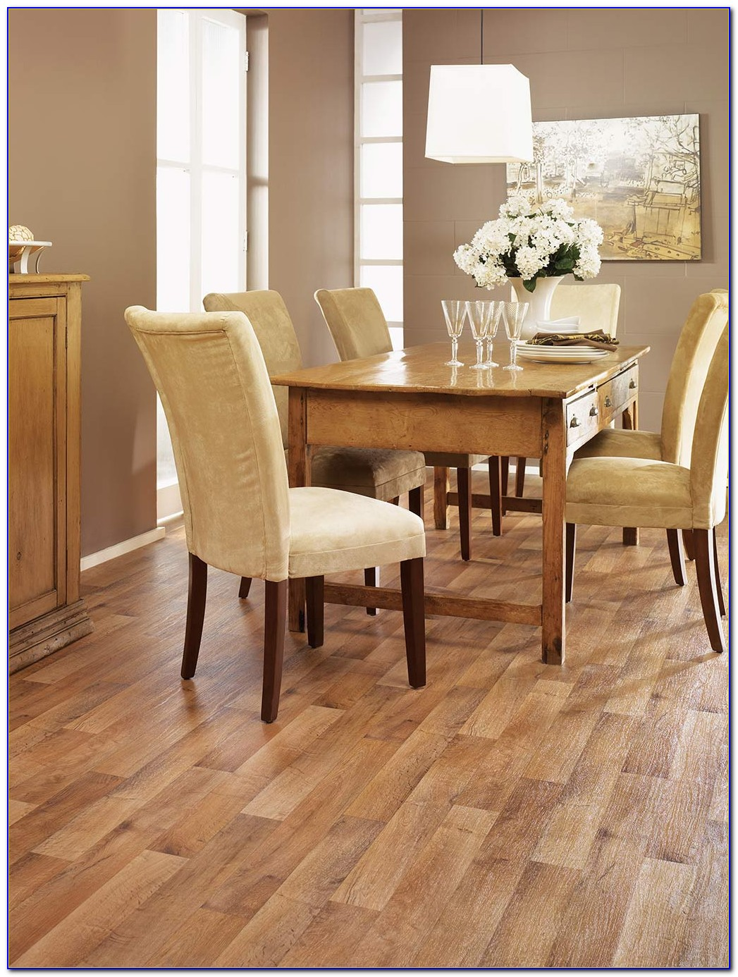 High End Laminate Flooring Vs Hardwood