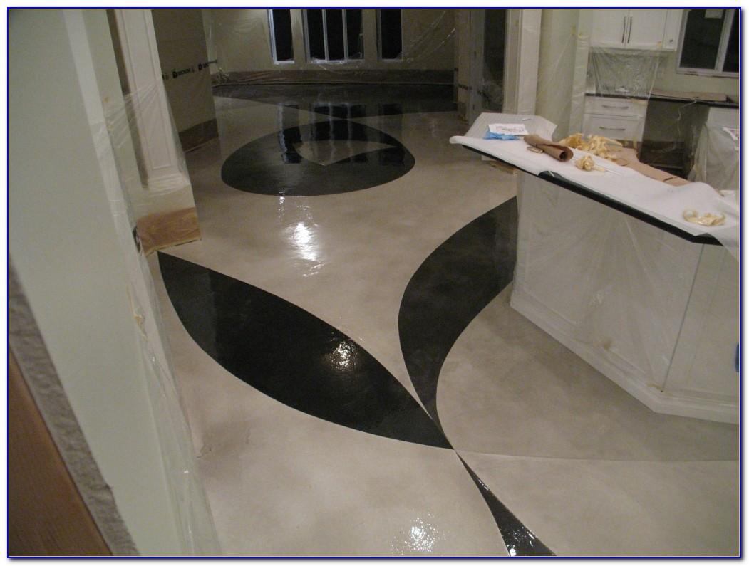 High Gloss Clear Epoxy Floor Coating