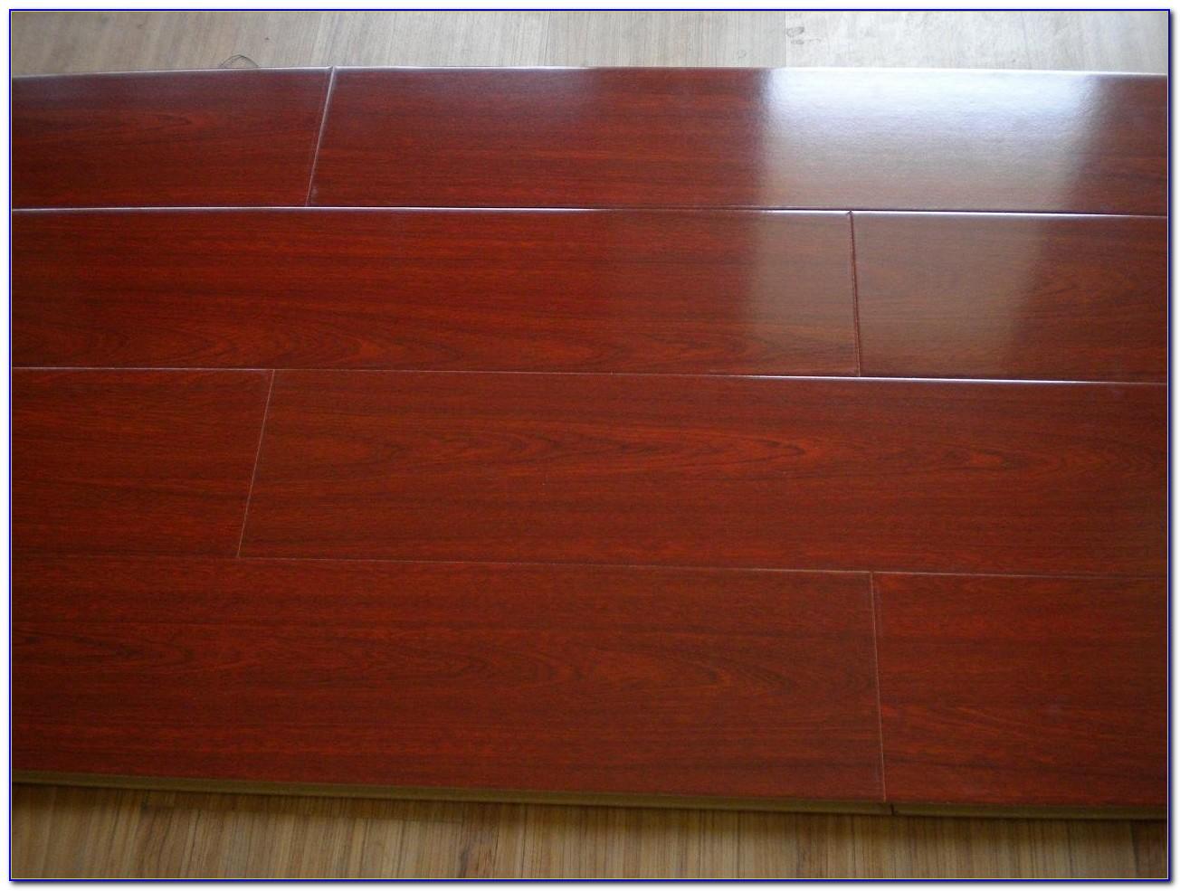High Gloss Laminate Flooring Cleaning