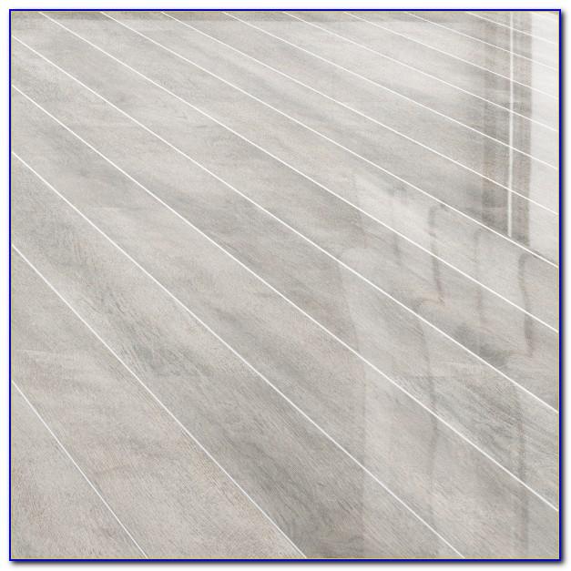 High Gloss Laminate Flooring White