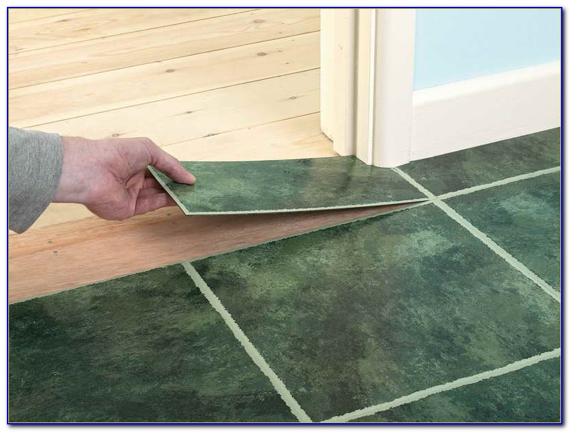 Installing Ceramic Floor Tile In Bathroom