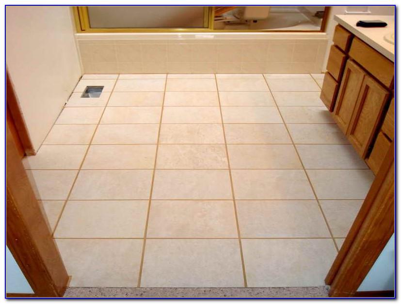Installing Ceramic Floor Tile On Plywood