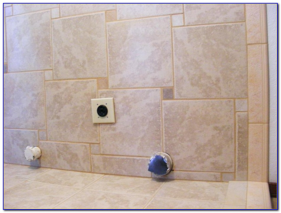 Installing Ceramic Floor Tile Without Grout