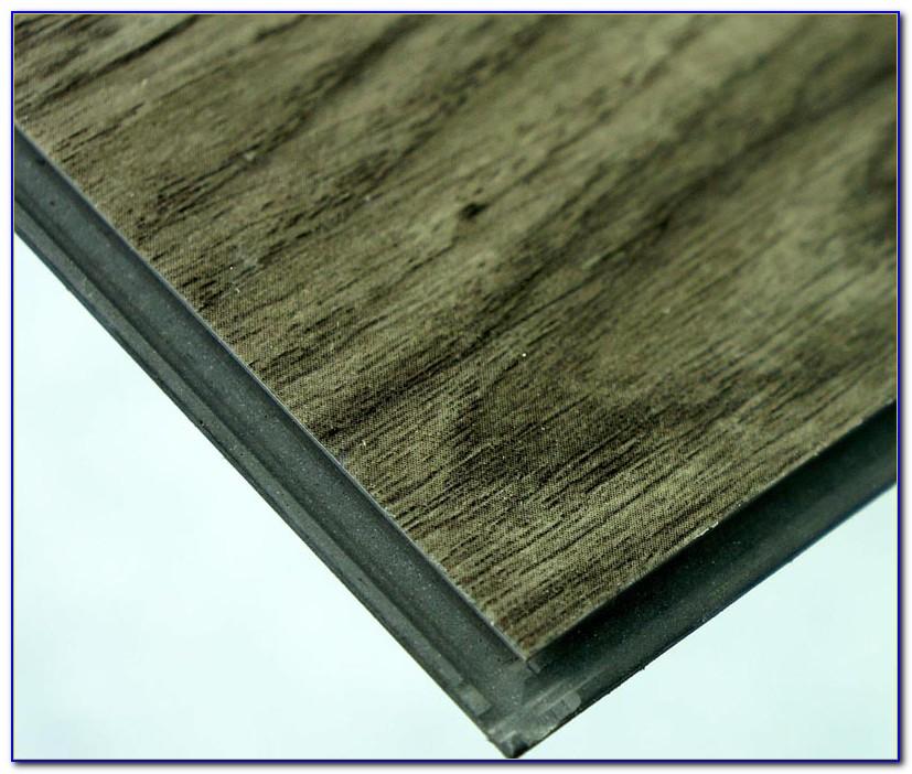 Interlocking Vinyl Plank Flooring Installation