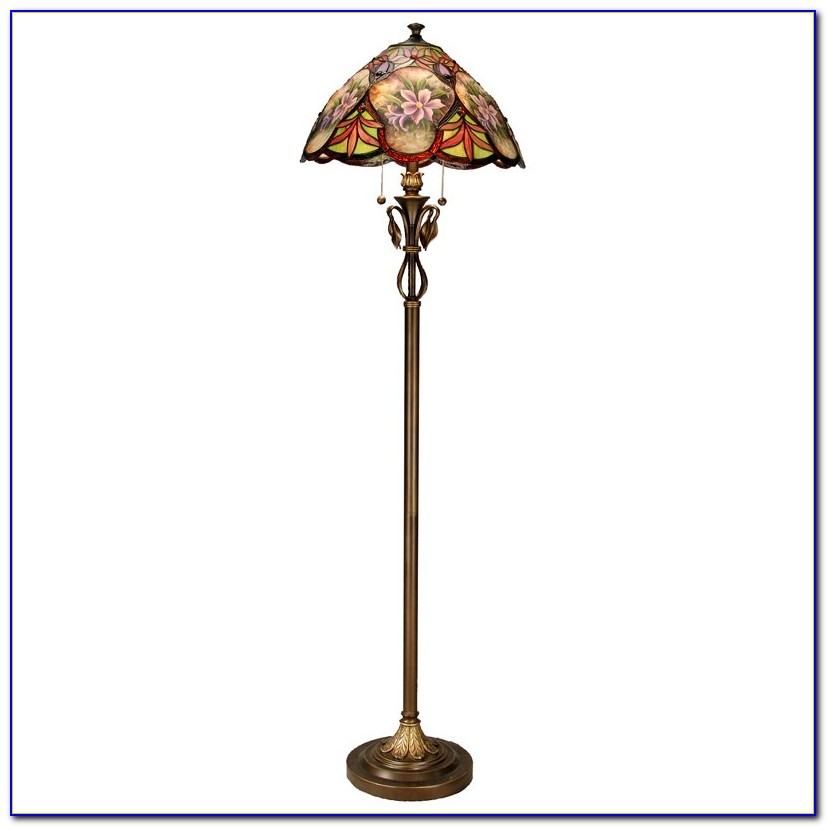 Jcpenney Dale Tiffany Floor Lamps