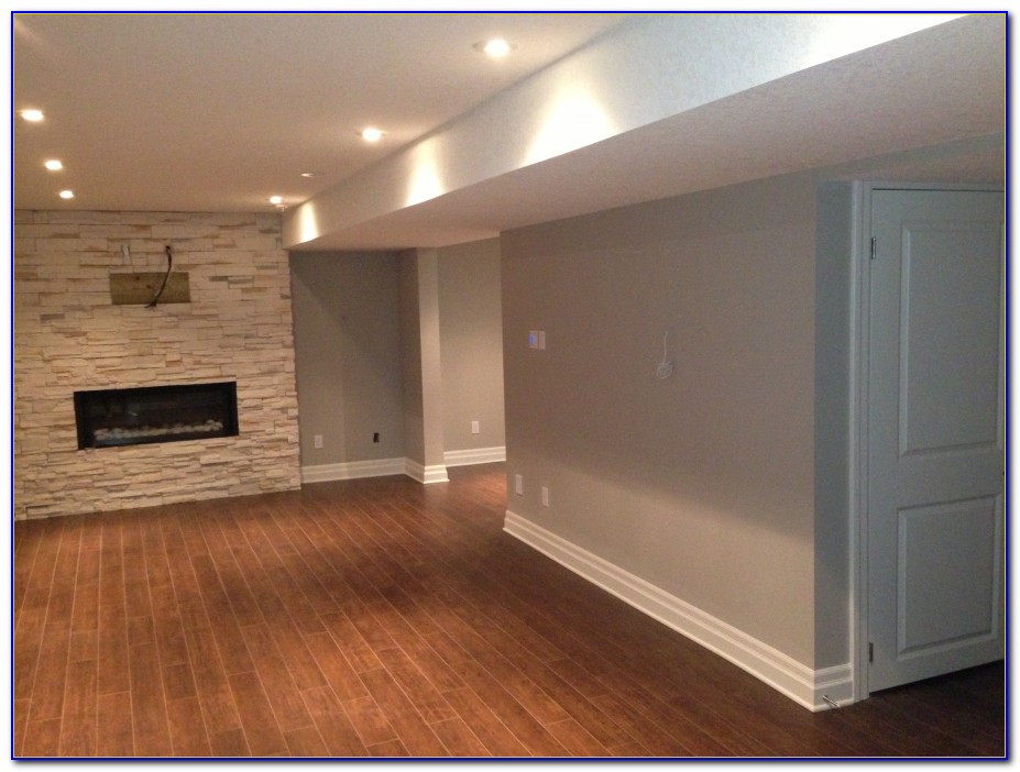Laminate Flooring In Basement Concrete