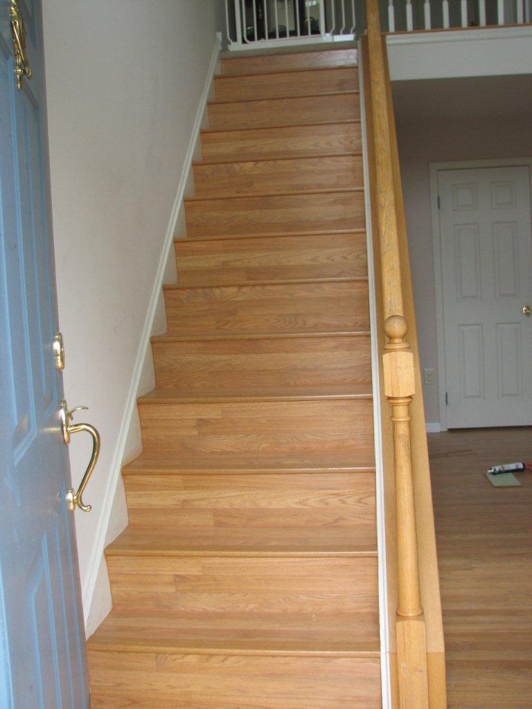 Laminate Flooring On Stairs Installation