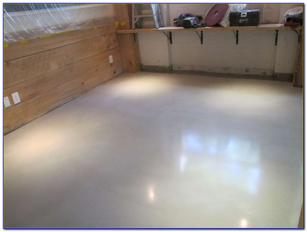 Leveling A Concrete Floor For Tile
