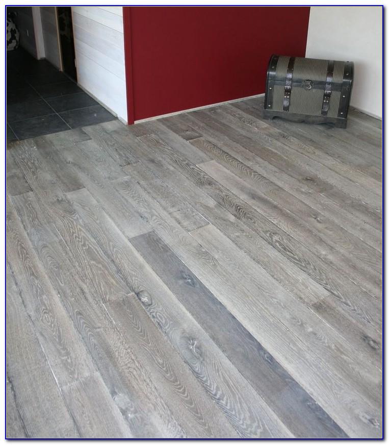 Light Gray Engineered Hardwood Floors