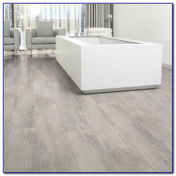 Light Grey Engineered Hardwood Flooring