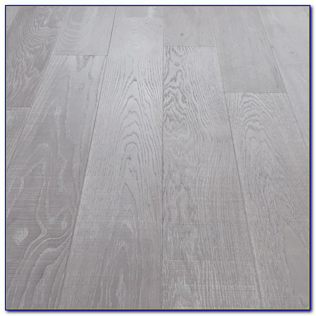 Light Grey Oak Engineered Wood Flooring