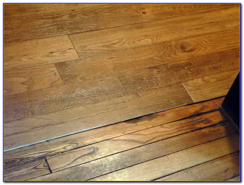 Linoleum Flooring That Looks Like Wood