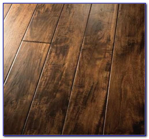 Medium Brown Oak Hardwood Floors
