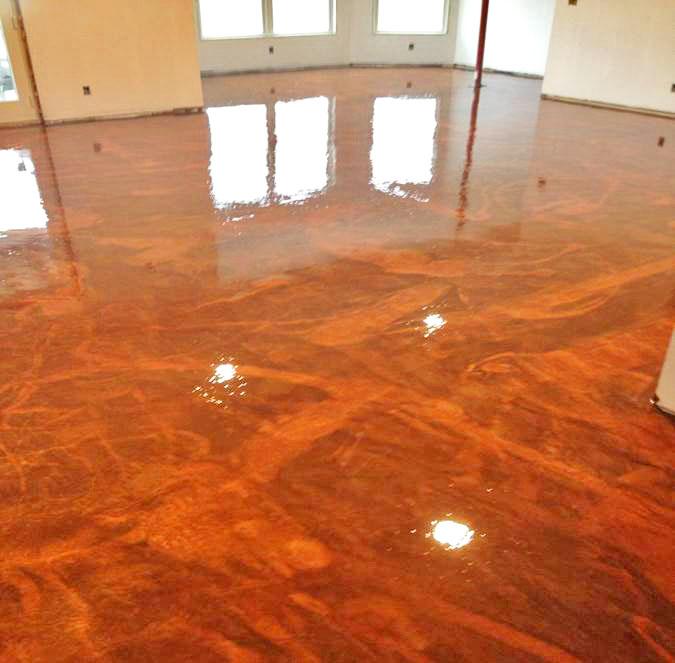 Metallic Epoxy Floor Coating India
