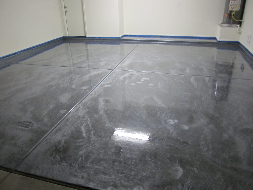 Metallic Epoxy Floor Paint Kit