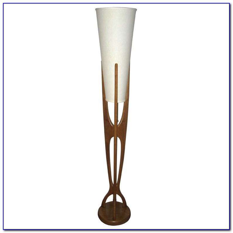 Mid Century Floor Lamp Shade