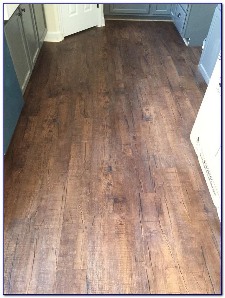 Mohawk Vinyl Plank Flooring Installation