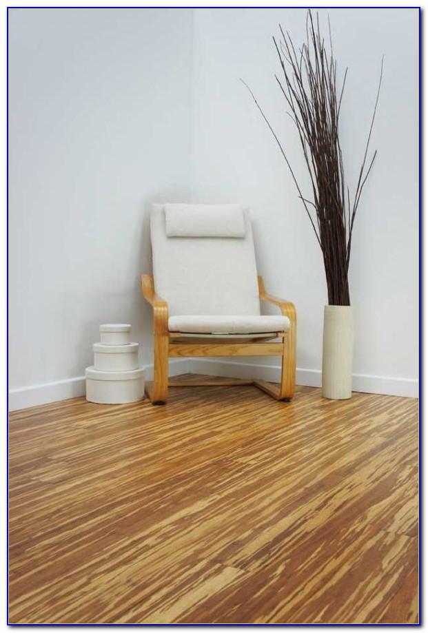 Natural Tiger Stripe Bamboo Flooring