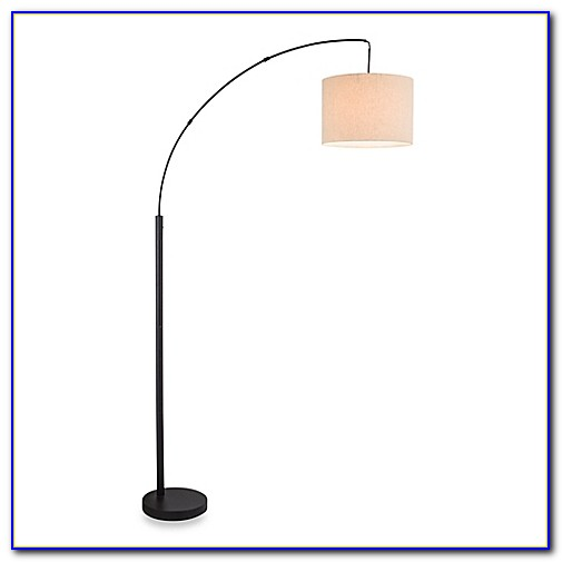Oil Rubbed Bronze Arc Floor Lamp