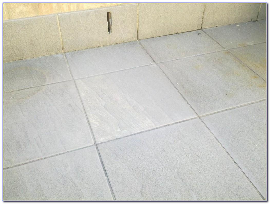 Paint Ceramic Tile Floor Bathroom